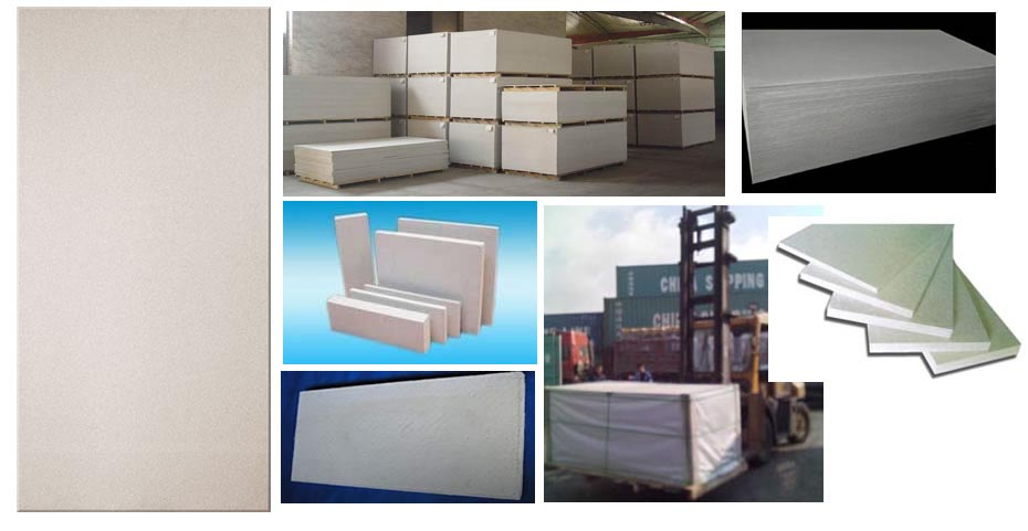 High Temperature Calcium Silicate Core For Fireproof And Sand Insulation Door