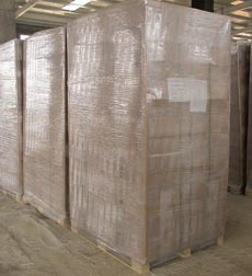calciumsilicateboardsonpallets